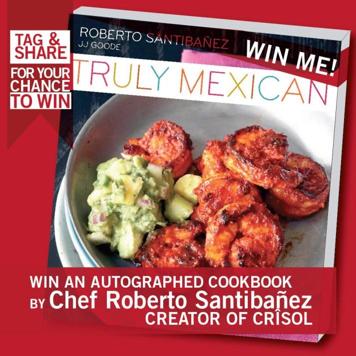 Chef Roberto Santibañez Cookbook