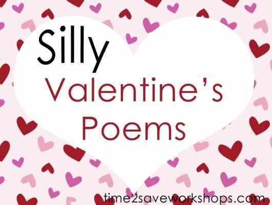 silly Valentine Poems