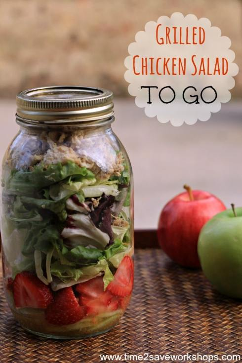 AdvoCare Recipes: Meal Plan Day 2 | Kasey Trenum