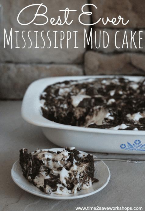 best ever mississippi mud cake