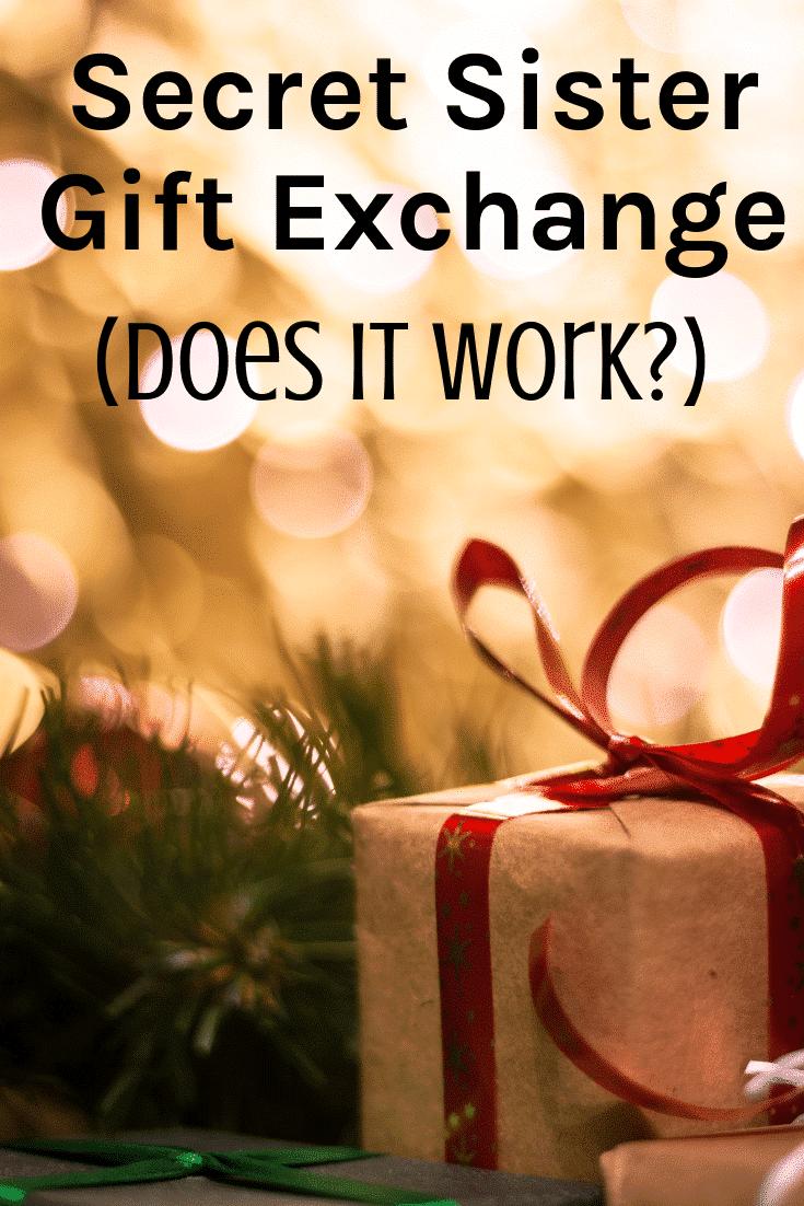 Secret Sister Gift Exchange Does It Work Kasey Trenum