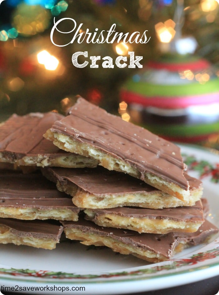 Christmas Crack Recipe.Christmas Crack Cookie Bites Best Cookies Ever