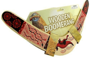 woodenboomerang