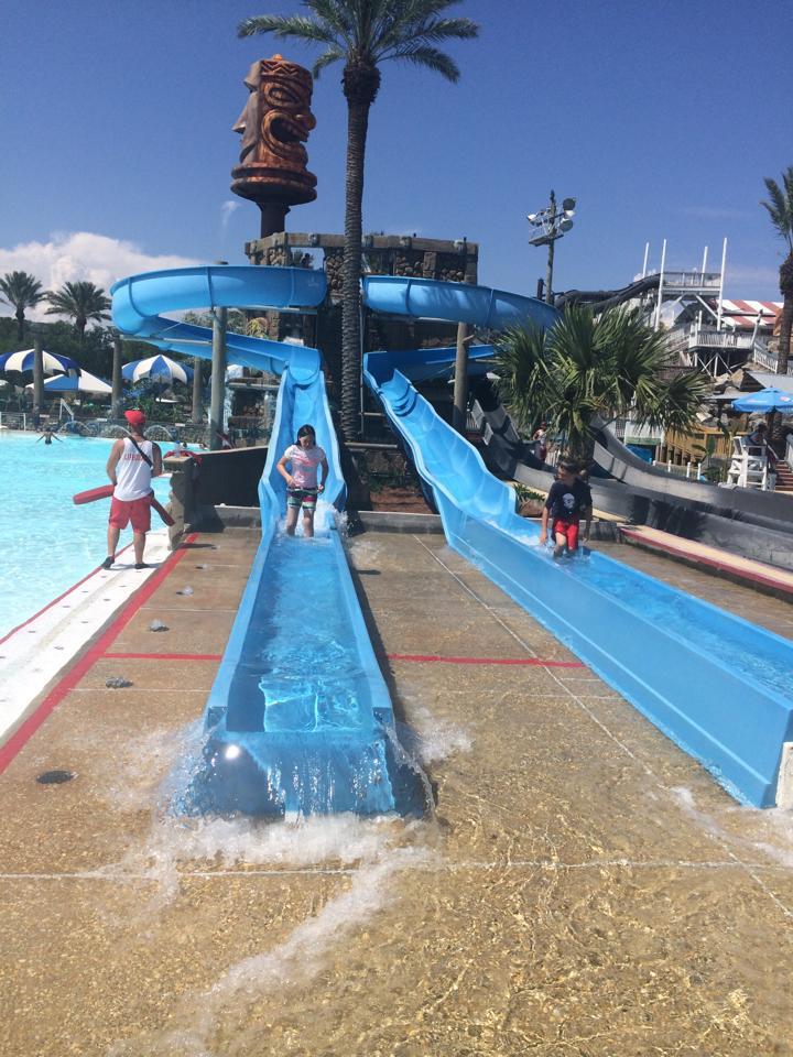 Kahuna Water Park Destin Florida
