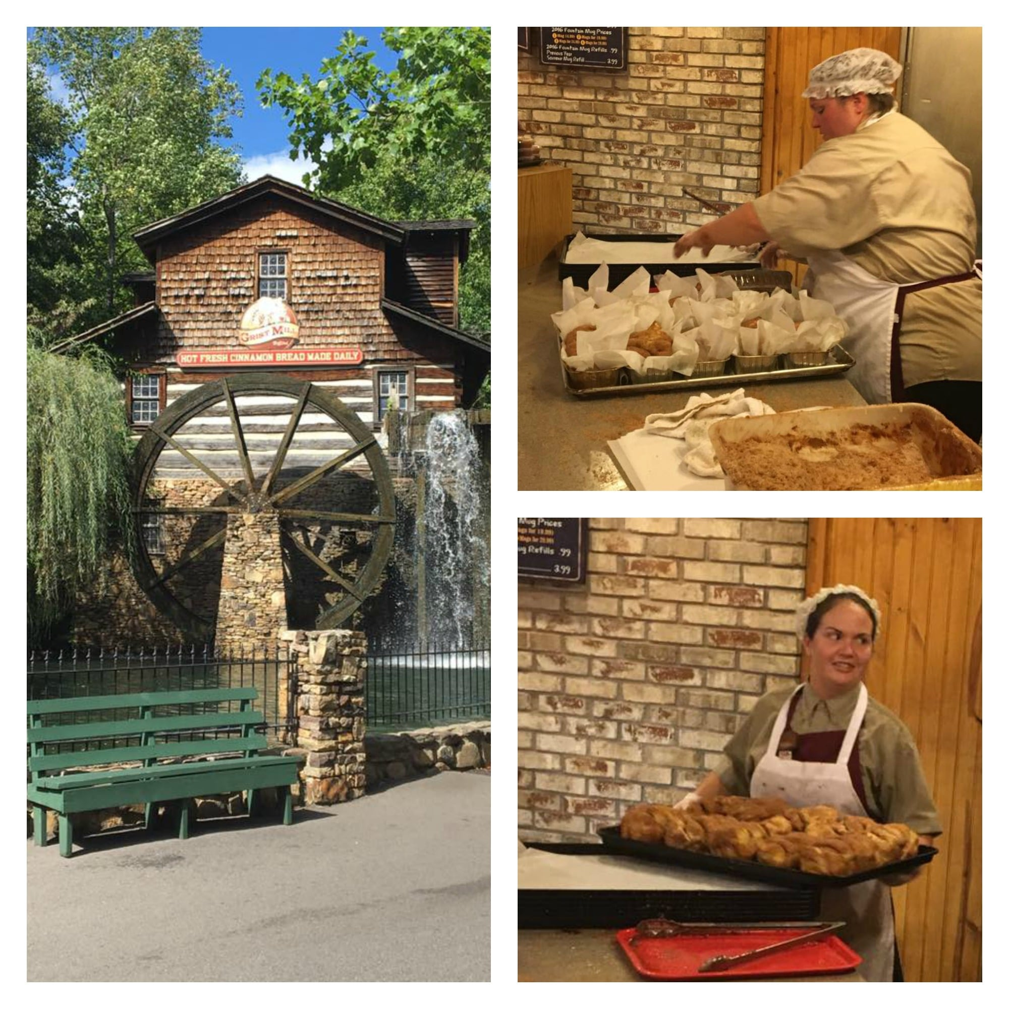 cinnamon bread dollywood