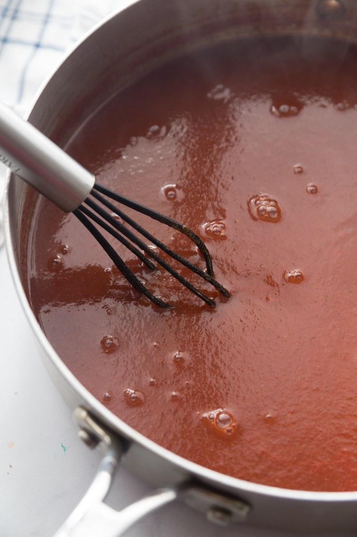 low carb bbq sauce