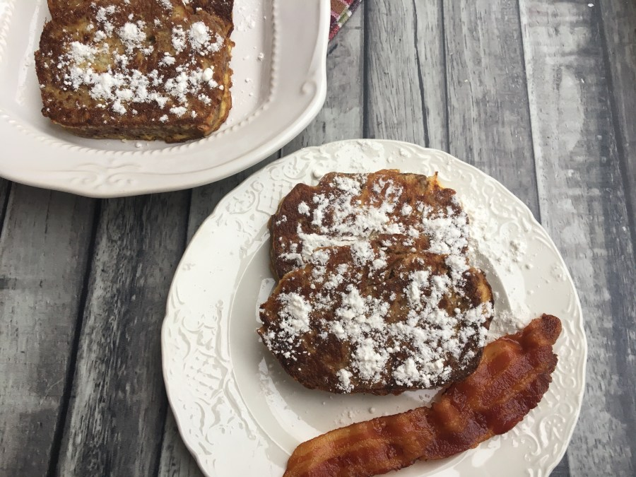 Low Carb French Toast is a great addition to your weekend brunch menu! Keto French Toast is easier than ever to make with our homemade keto bread recipe at the base!