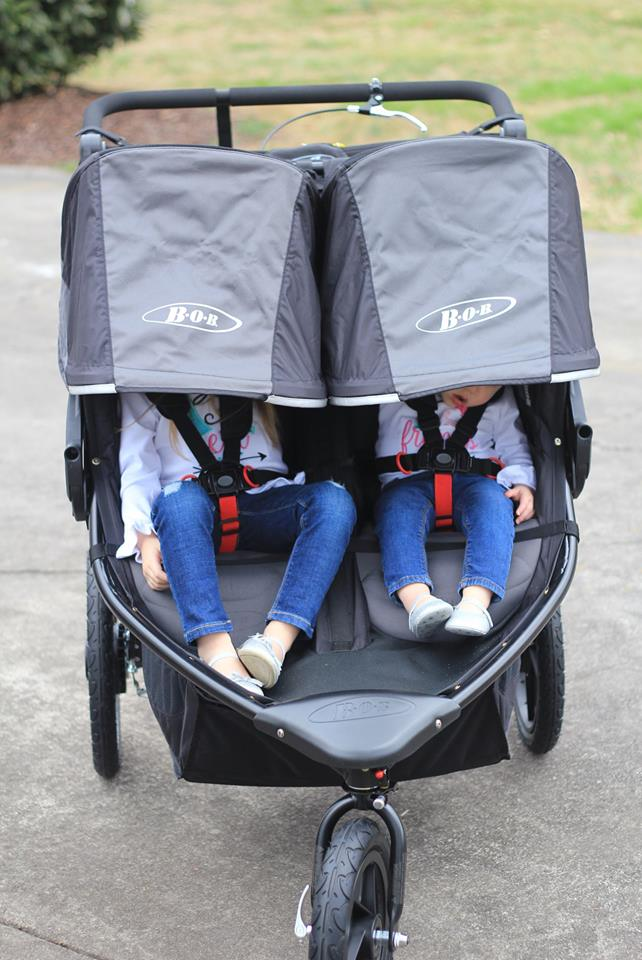 BOB stroller review canapy