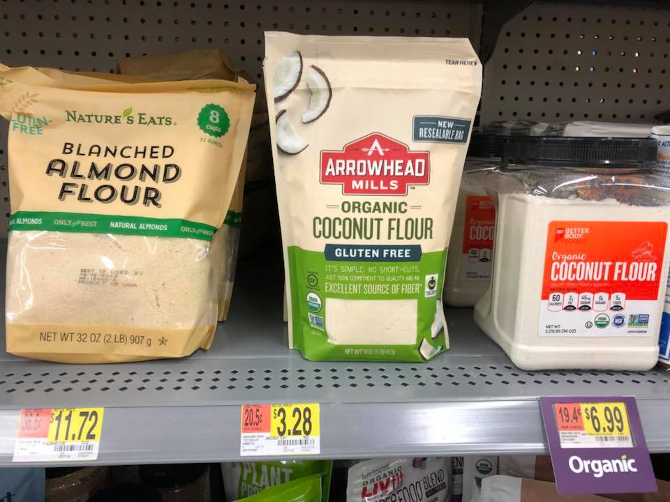 Low Carb Foods at Walmart