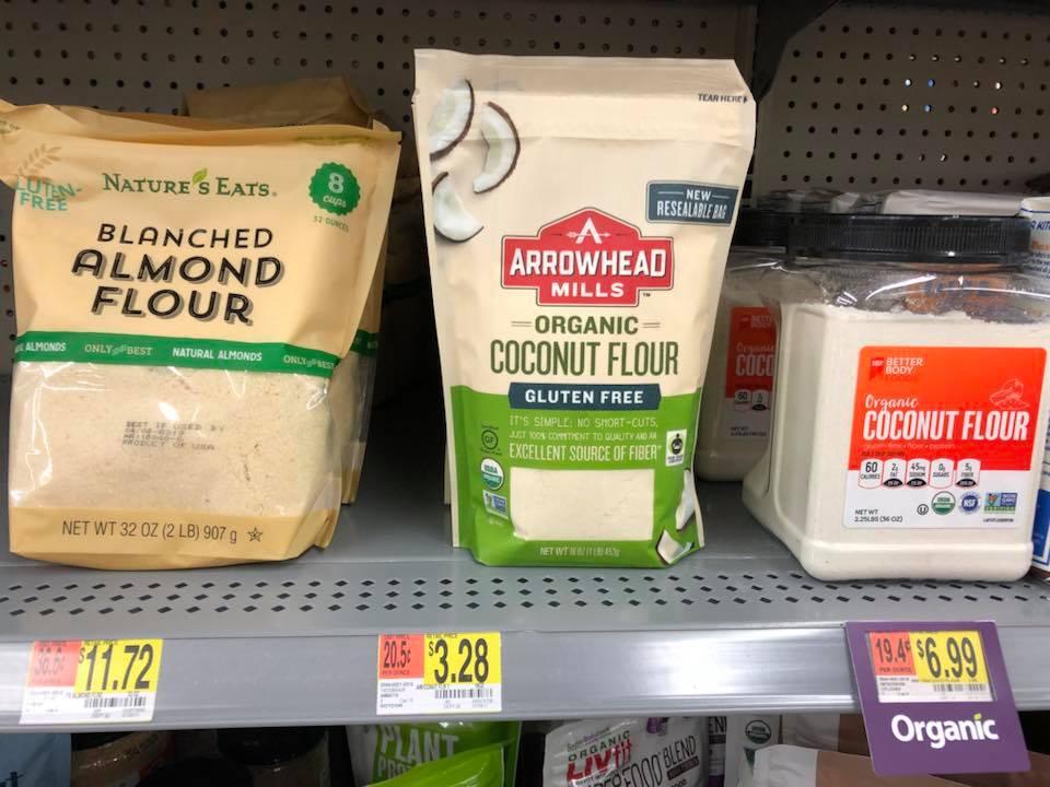 Low Carb Foods at Walmart