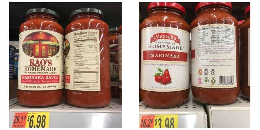 Keto Walmart Grocery List Items