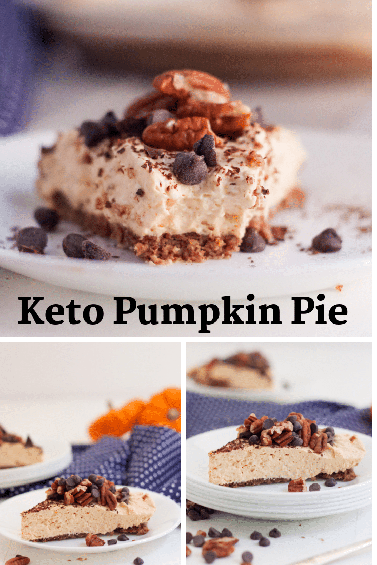 If you are looking for the perfect Keto Pumpkin pie, you won't want to miss this one. Rest easy knowing that your holiday dessert is keto-friendly! This low-carb pumpkin pie is the perfect holiday dessert!