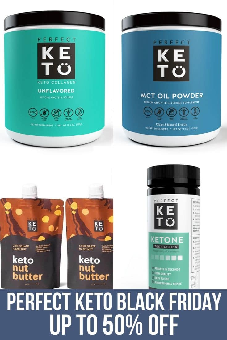 Perfect Keto Black Friday Deals Kasey Trenum