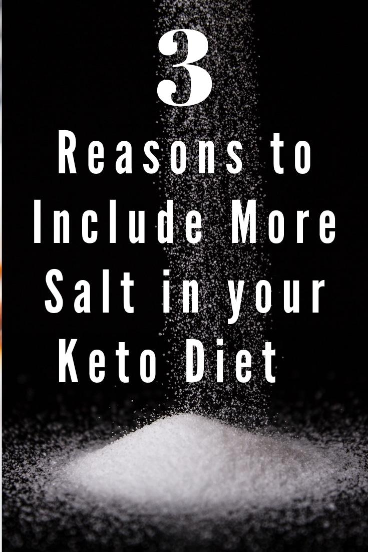 low carb diet sodium