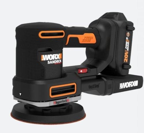 WORX Sander 5-in-1