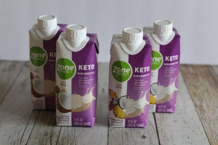 Keto Zone Perfect Products