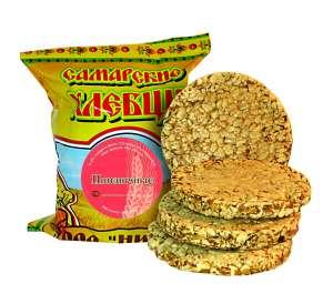 хлебцы Самарские -- пшеничные