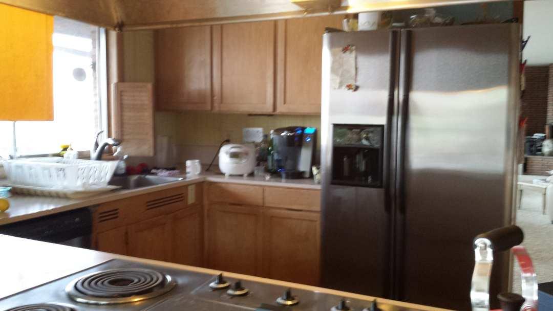 kitchen existing