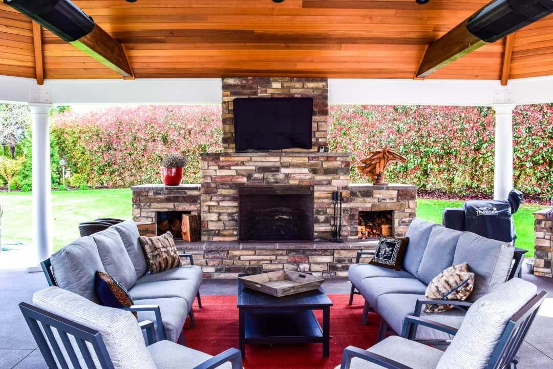 Outdoor Living – The Pavilion