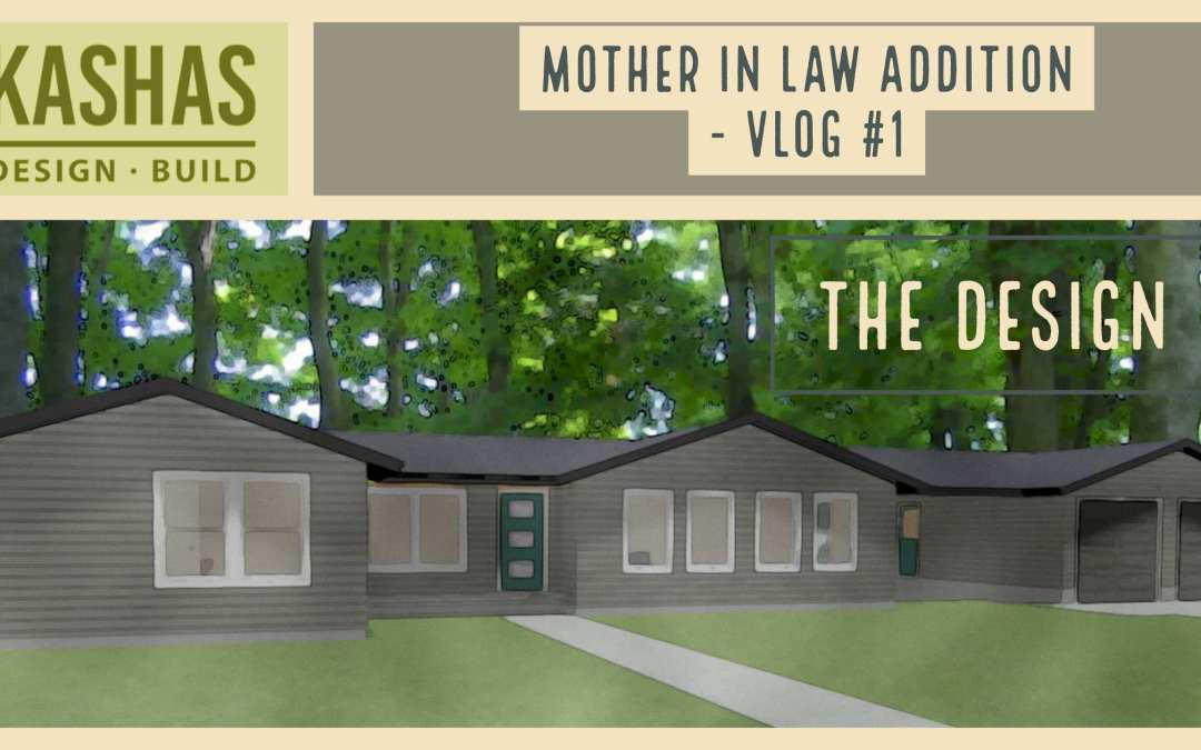 Mother in law addition – Vlog #1