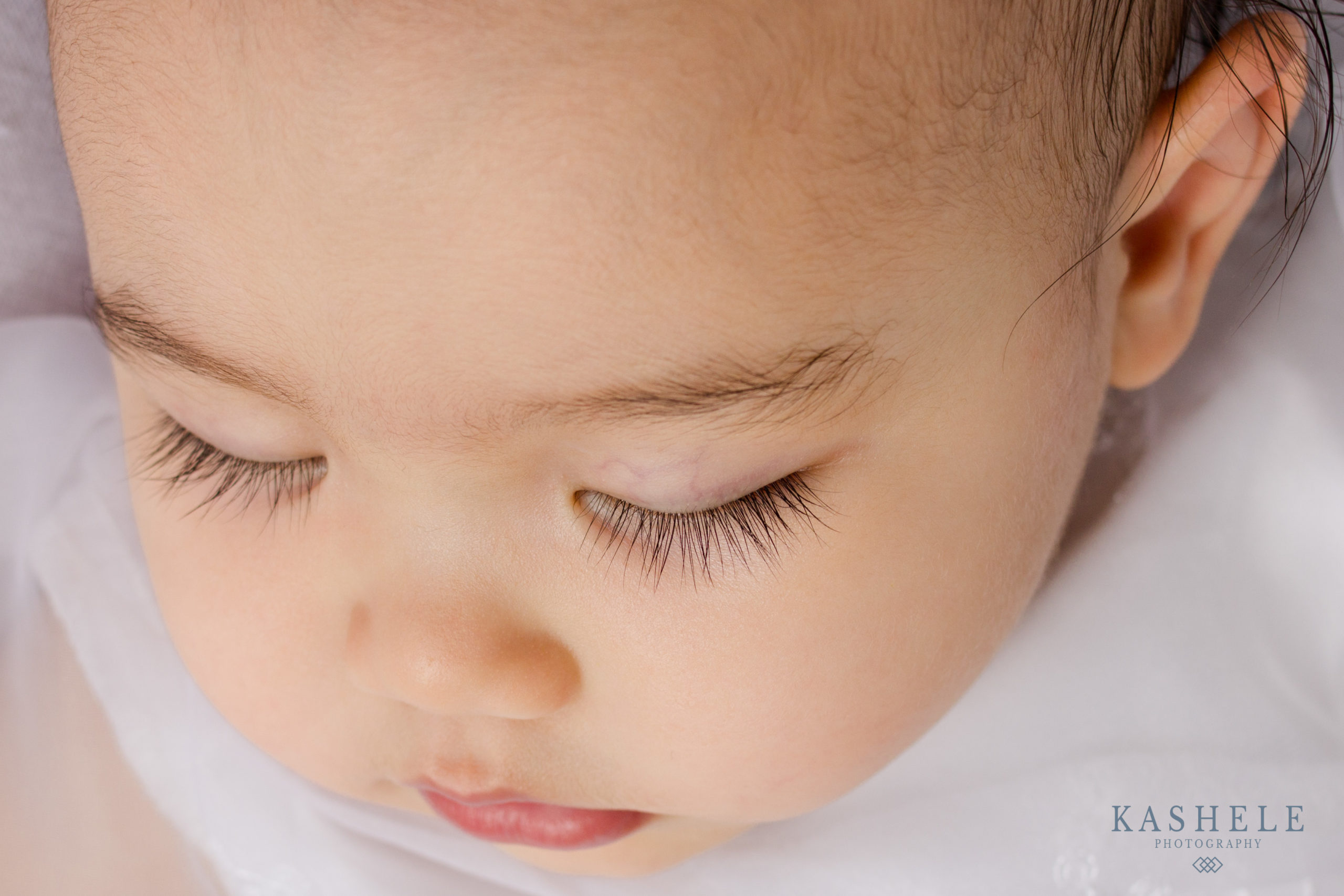 Baby girl 10 month dream session