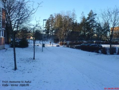 kista winter 2