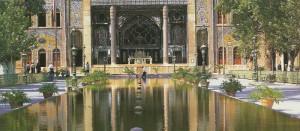Golestan Palace (courtesy by Zereshk)