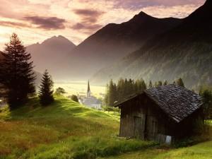 Austrian Peaks