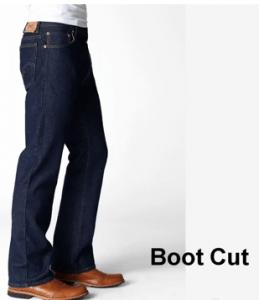 Boot-Cut