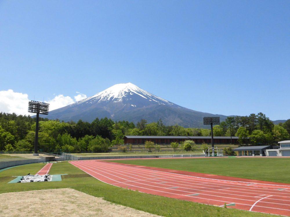 富士北麓公園 富士山 綺麗 迫力 アクセス