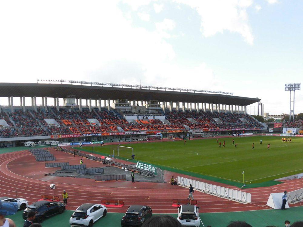 パロマ瑞穂スタジアム 改修 アジア大会 メインスタンド 名古屋グランパス