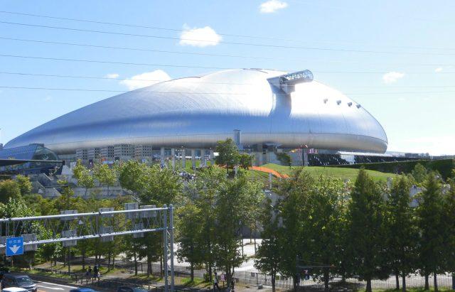 札幌ドーム  アクセス 外観 Sapporo Dome 北海道札幌市