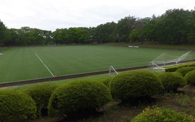 ヴァンフォーレ甲府 練習場 韮崎中央公園芝生広場 アクセス