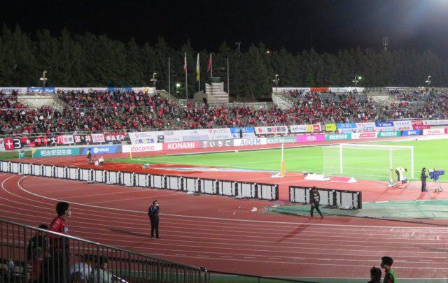 札幌厚別競技場 コンサドーレ札幌 観戦記 スタジアムガイド