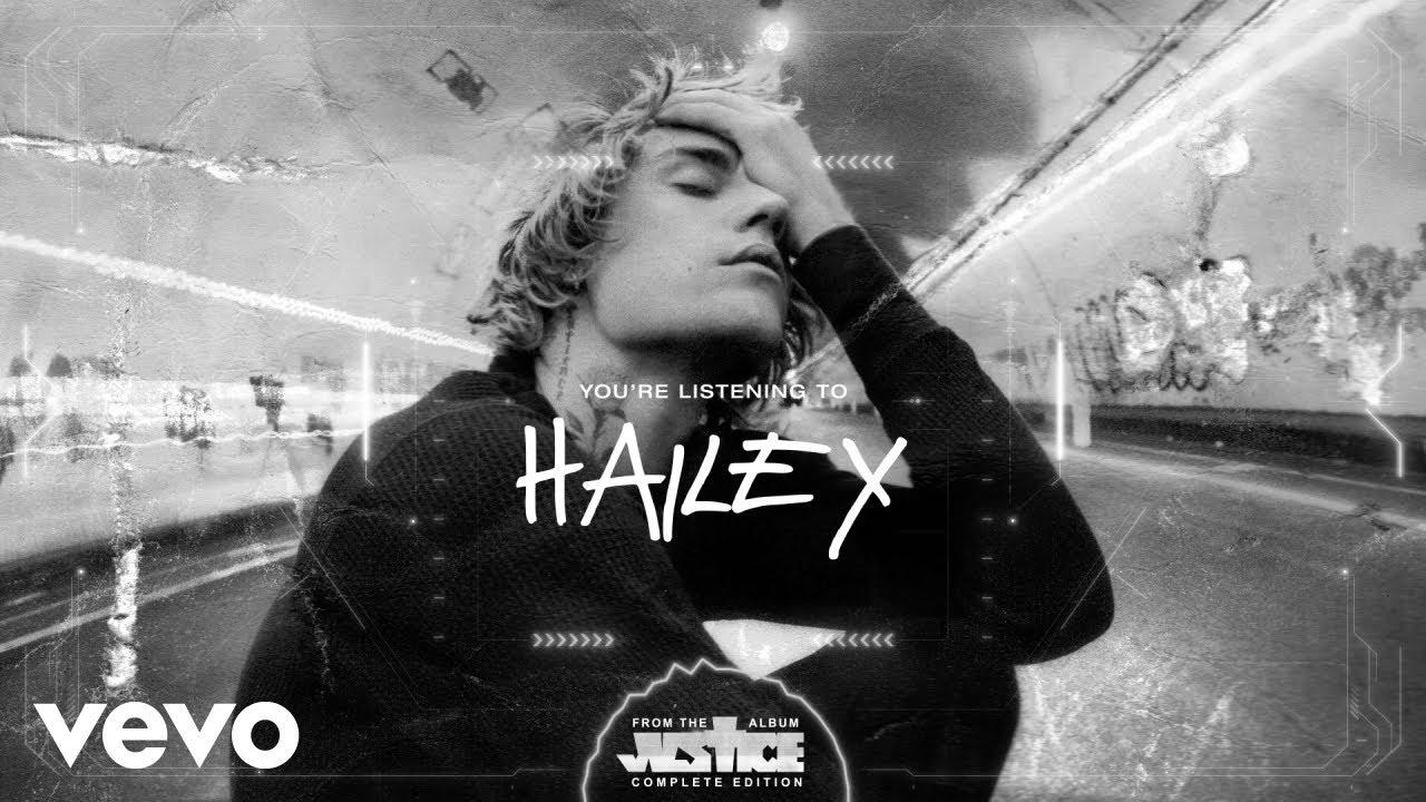 日本語訳 Hailey – Justin Bieber(ジャスティン・ビーバー) 歌詞和訳