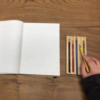 鉛筆置き2