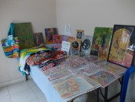 A view of our table