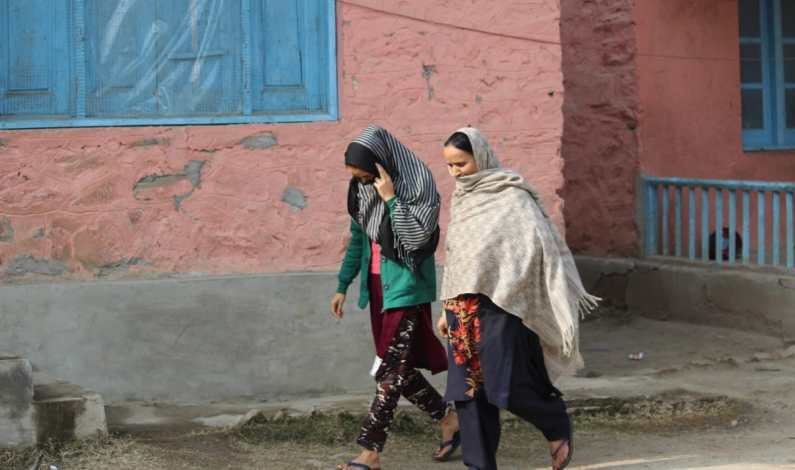 Polling for 7th phase of Panchayat election held smoothly in Rafiabad