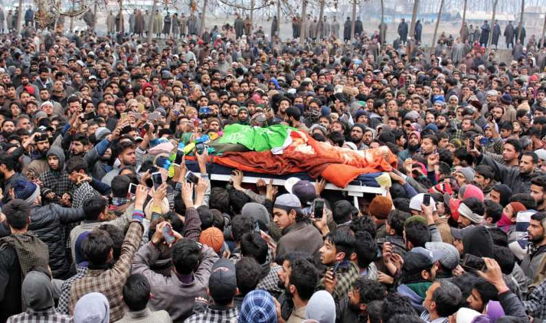More Bullet Than Pellet Injuries In Pulwama Incident