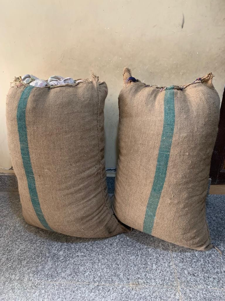 Two Sopore residents held along with 38 kgs of Fukki