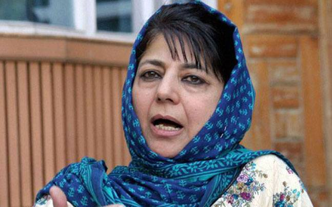 Some PDP leaders approached Nagpur to form the government after Mufti's death : Mehbooba