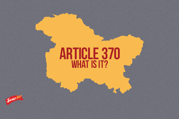 Murder of Article 370
