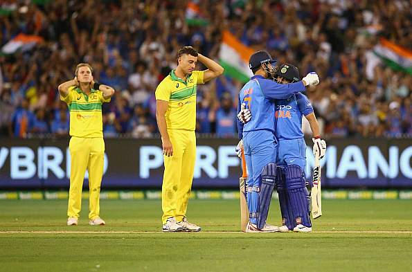 No point going after bowlers who were bowling well: MS Dhoni