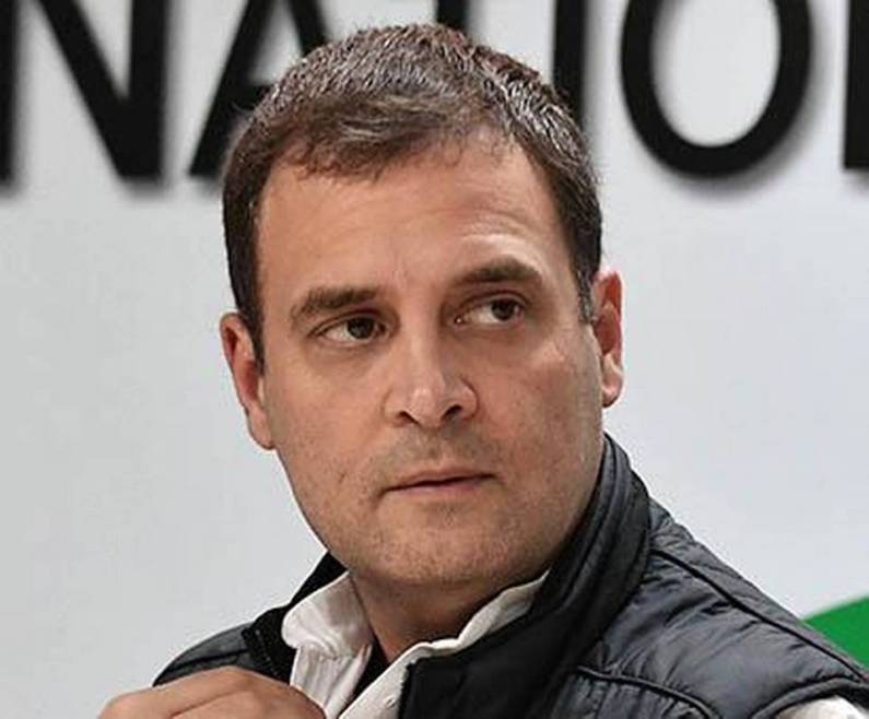 BJP-RSS Trying To Break Composite Culture Of Jammu And Kashmir: Rahul Gandhi