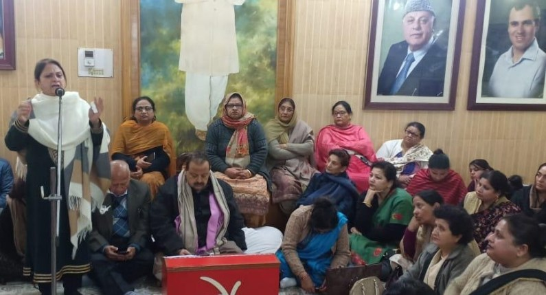 NC committed to 33 p c reservation for women in LA: Shamima