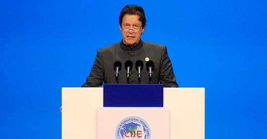 Christchurch attack reaffirms that terrorism does not have a religion: Imran Khan