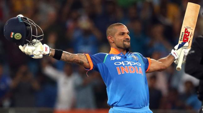 I don't react to criticism as I live in my own world: Dhawan