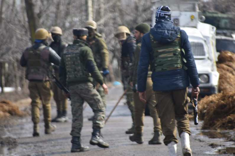 Tral Encounter: One militant killed operation on