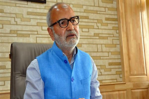 Naeem Akhtar free from house detention