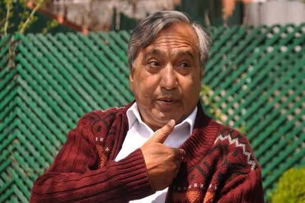 Sajad Lone should revisit the decesion: Tarigami